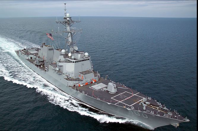 US NAVY DESTROYER CLASS